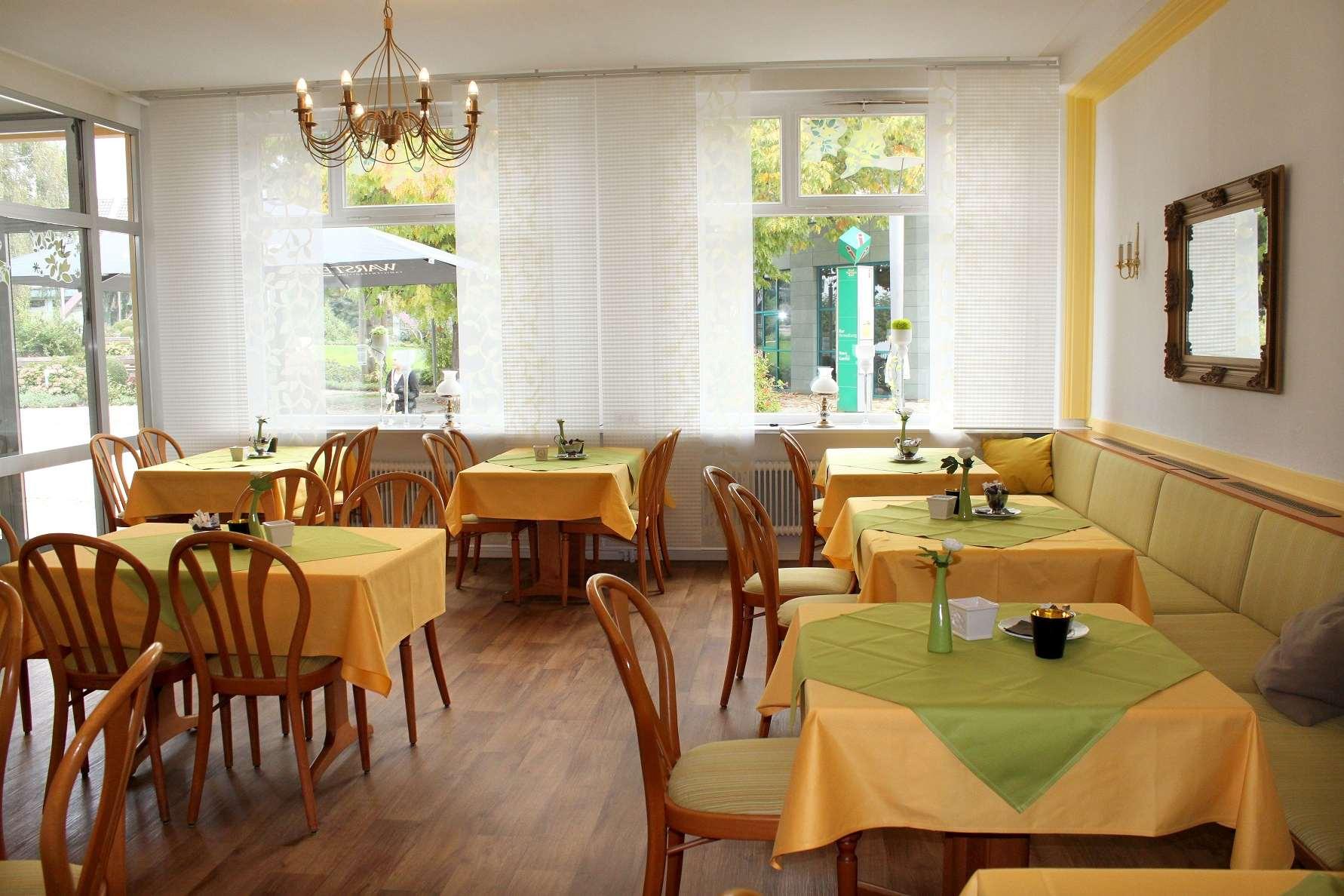 Kurcafé im Parkhotel Bad Sassendorf